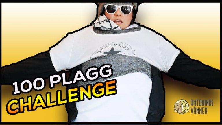 100 Klädesplagg challenge