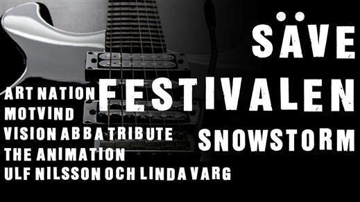 Tävling – Säve Festivalen 2018