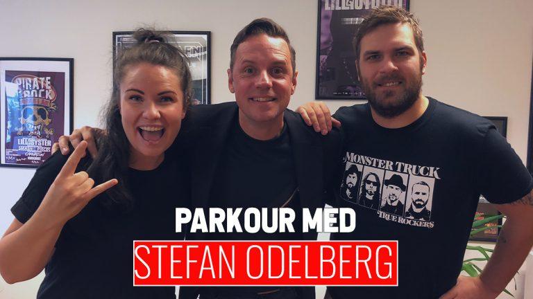 Stefan Odelberg – Parkour