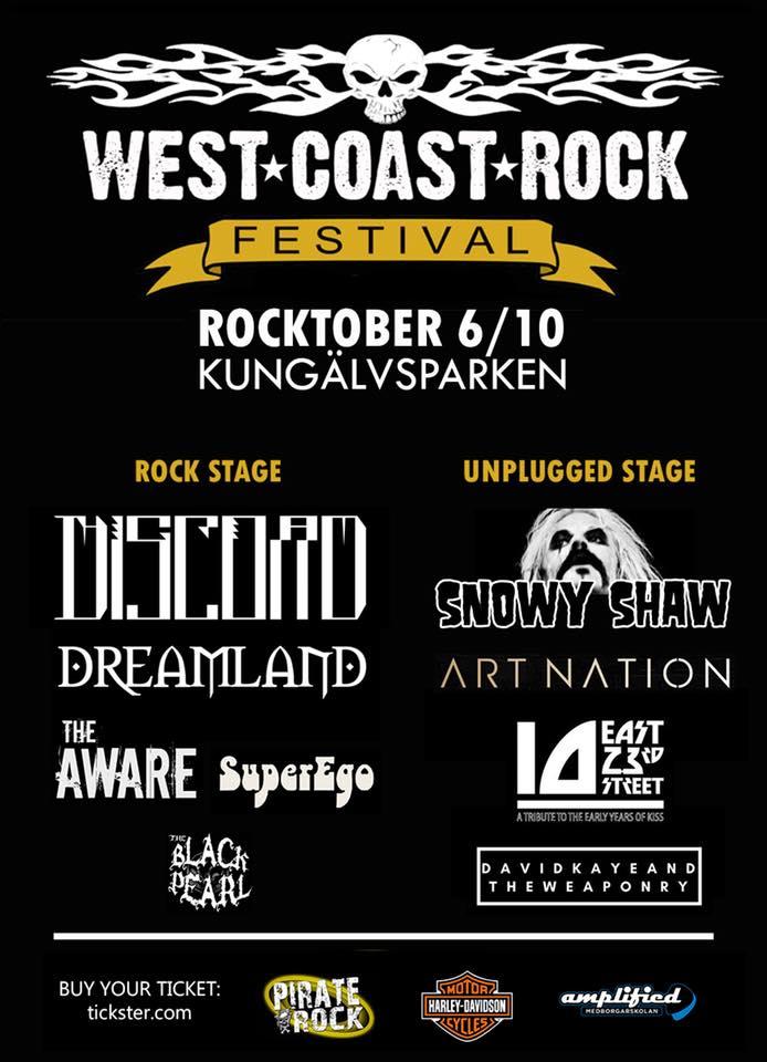 West Coast Rock Festival