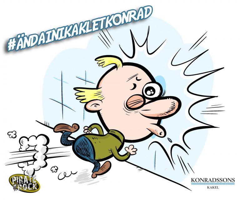 Ända In I Kaklet Konrad