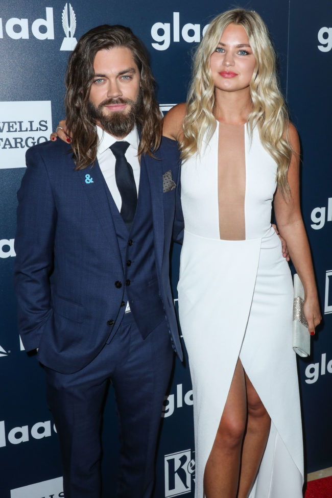 Jennifer Åkerman & Tom Payne