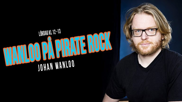 Wanloo På Pirate Rock