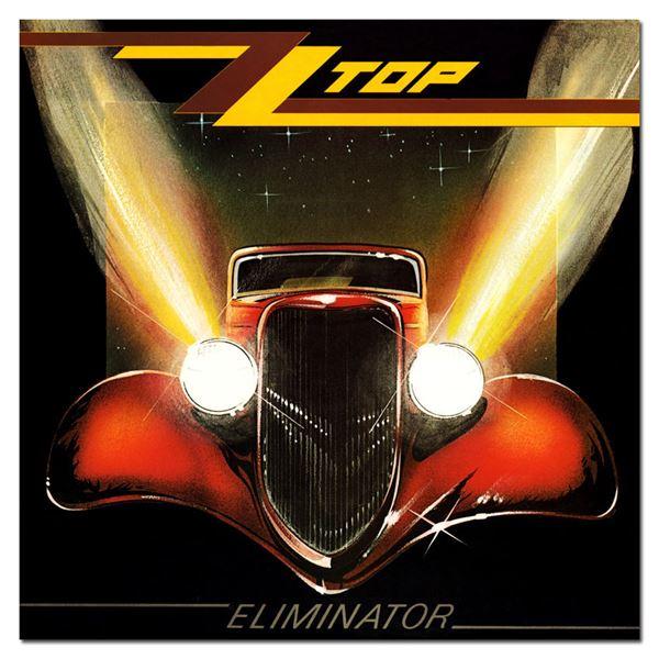 Behind The Vinyl – ZZ Top – Eliminator