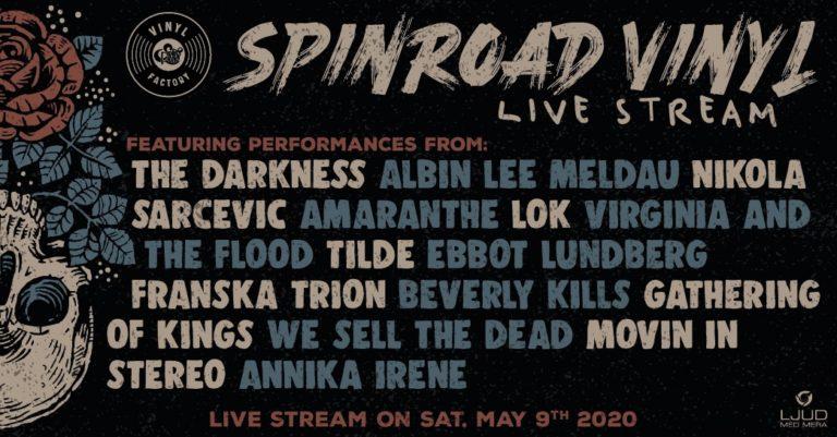 Scott från Spinroad Records
