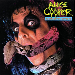 Behind The Vinyl – Alice Cooper – Constrictor with Kane Roberts