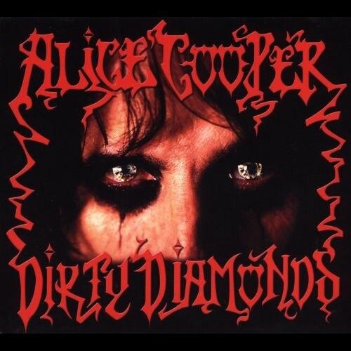 Behind The Vinyl – Alice Cooper – Dirty Diamonds med Ryan Roxie
