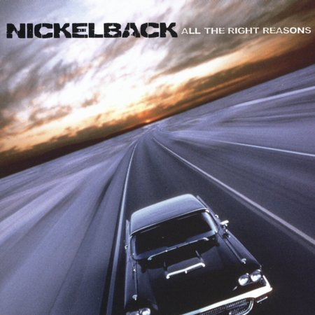 Behind The Vinyl – Nickelback – All The Right Reasons