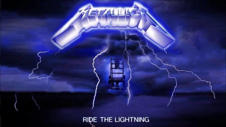 Behind The Vinyl – Metallica – Ride The Lightning