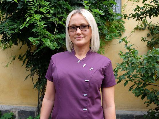 Tandläkar Tanja