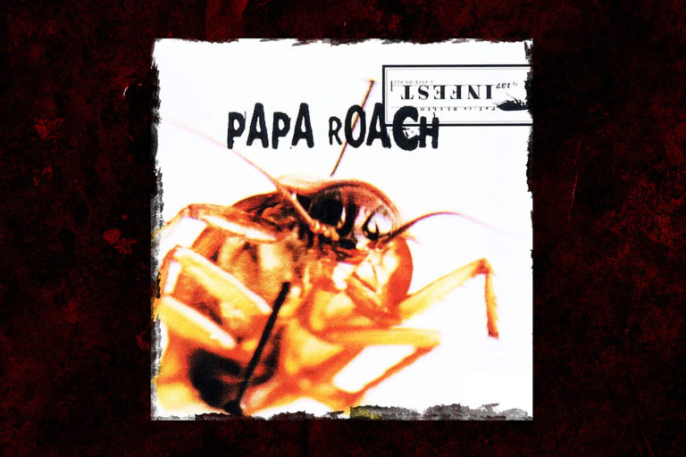Behind The Vinyl – Papa Roach – Infest with Jacoby Shaddix