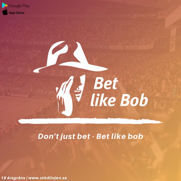 Bet Like Bob