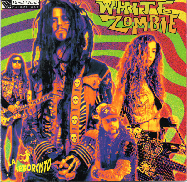 Behind The Vinyl – White Zombie – La Sexorcisto with Sean Yseult.