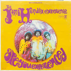 Behind The Vinyl – Jimi Hendrix – Are You Experienced with Steve Lukather from Toto.