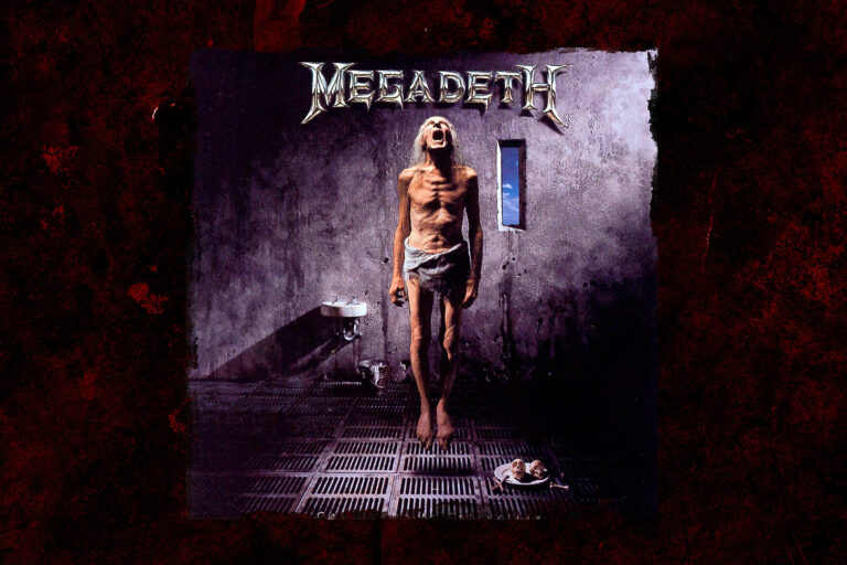 Behind The Vinyl – Megadeth – Countdown To Extinction with Doc Coyle from Bad Wolves