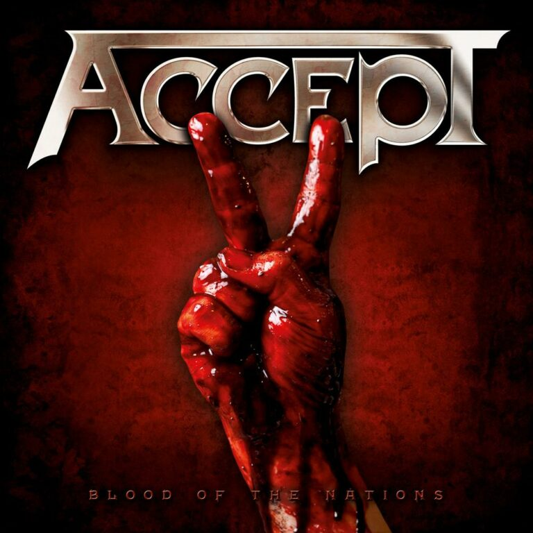 Behind The Vinyl – Accept – Blood Of The Nations with Wolf Hoffman