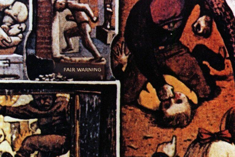 Behind The Vinyl – Van Halen – Fair Warning with Jeff Scott Soto