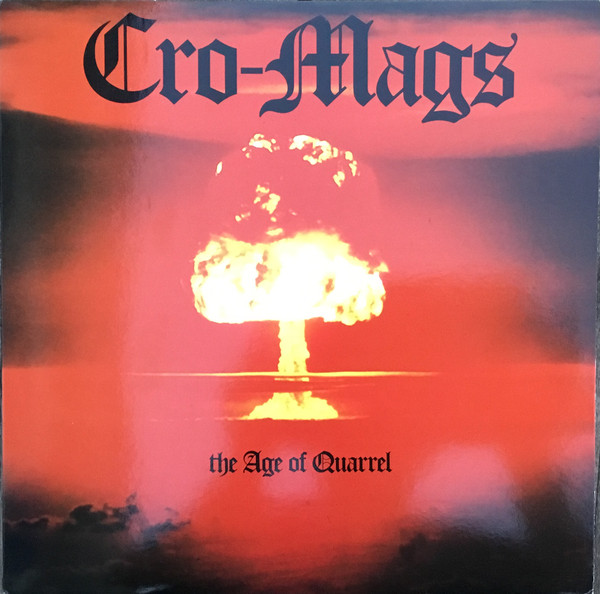 Behind The Vinyl – Cro – Mags – Age Of Quarrel with John Joseph