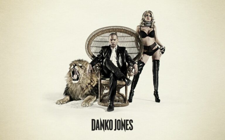 Behind The Vinyl – Danko Jones – Below The Belt with Danko Jones