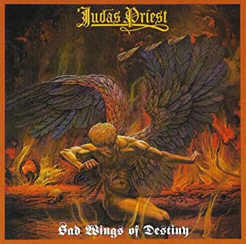 Behind The Vinyl – Judas Priest – Sad Wings of Destiny with James Durbin
