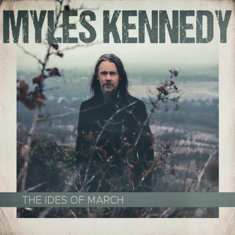 Myles Kennedy – The Ides Of March with Myles Kennedy